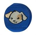 Bild von Augenklappe MINI - Hund  (blau)